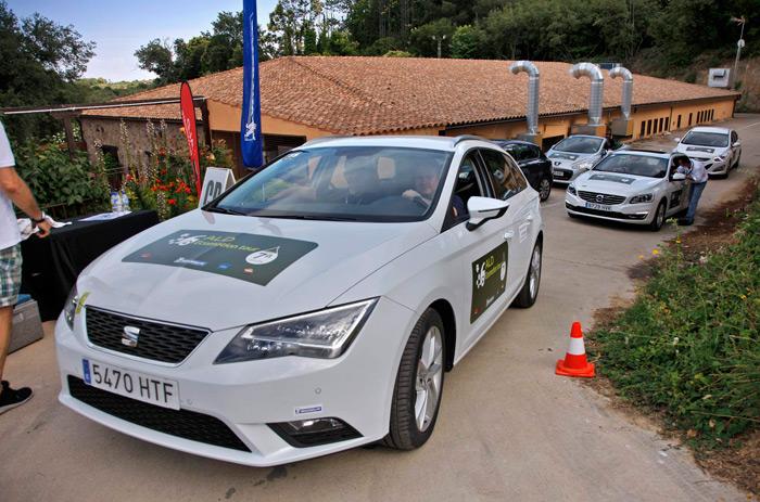 ALD EcoMotion Tour. Seat León 1.4-TSI de 140 CV