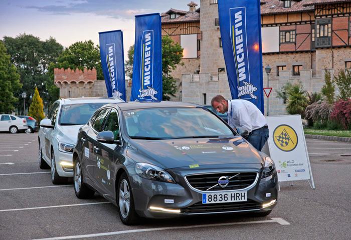 ALD EcoMotion Tour. Volvo V-40 D2