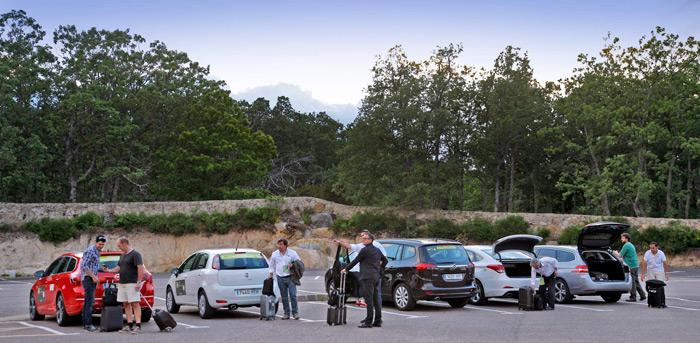 ALD EcoMotion Tour. Hotel La Alberca