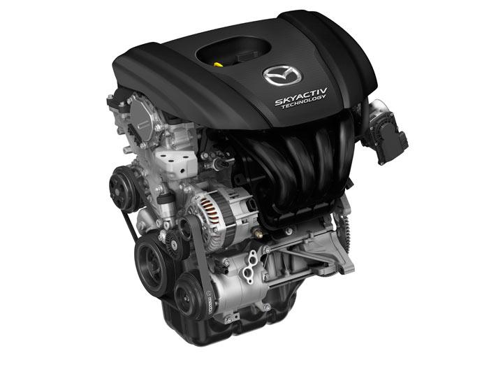 """El motor, aun siendo todo él de componentes específicos, se puede definir como la versión """"tres cuartos"""" del fantástico 2.0G."""