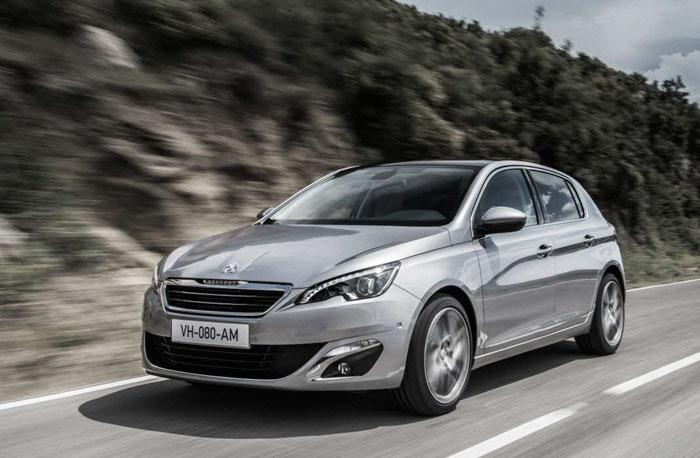 Prueba de consumo (166): Peugeot 308 1.6 e-HDi 115 CV