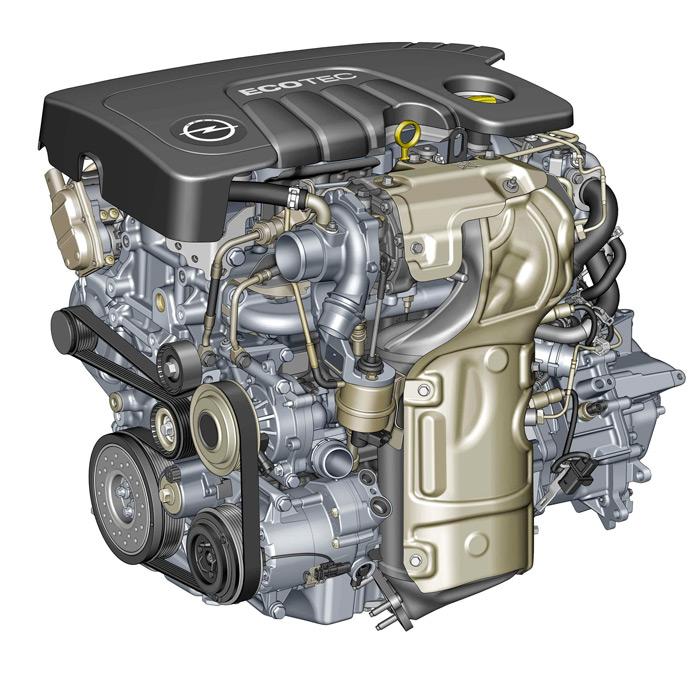 Este 1.6-CDTI (que ya existe en tres potencias), es uno de los primeros ejemplares de la radical revolución en su gama de motores que Opel inició hace un año, y todavía durará un par de ellos más.