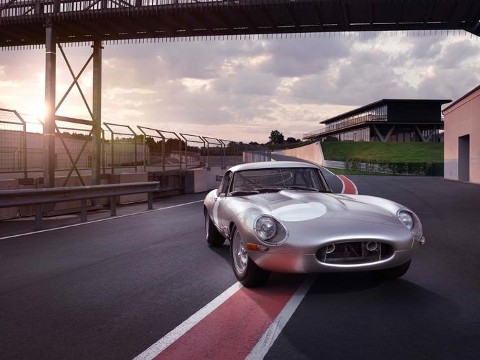 Jaguar E-Type Lightweight: el Ave Fénix ya vuela