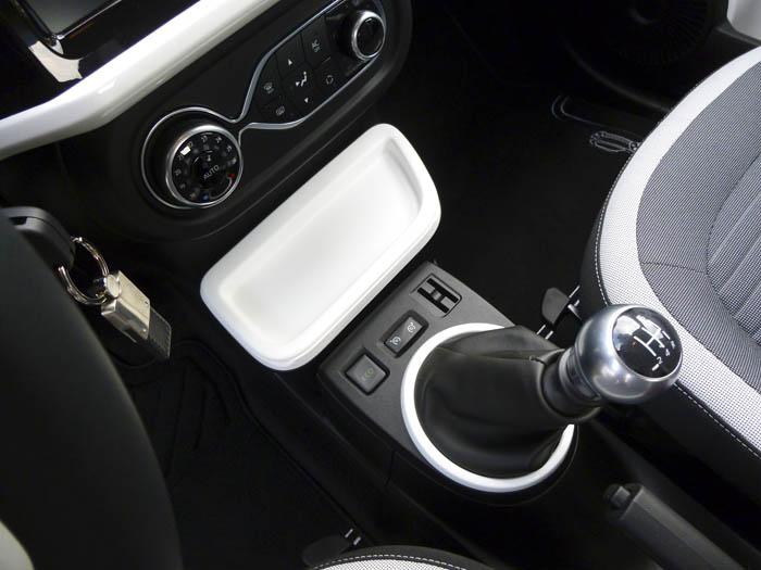 Renault Twingo 2015. Cambio manual. Eco.