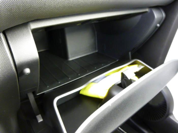 Renault Twingo 2015. Guantera.