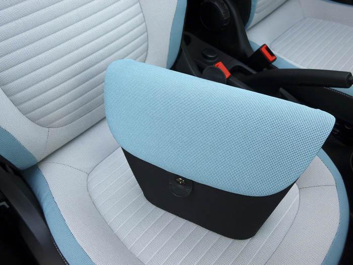 Renault Twingo 2015. Bolsa guantera.