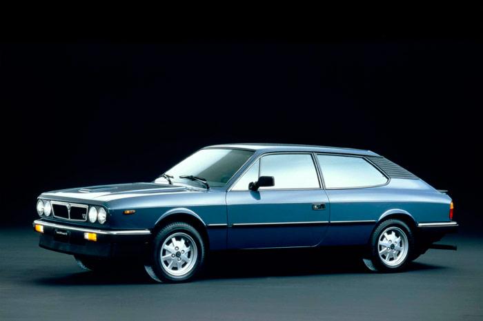 El Lancia Beta HPE de 1975 puede ser considerado como el fundador de la estirpe de coupés europeos de 4 plazas y tracción delantera.