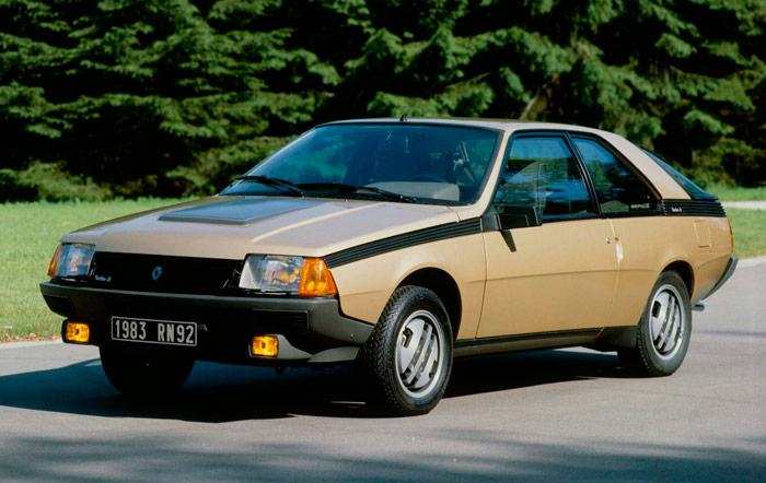 Más burgués y menos deportivo, el Renault Fuego de 1980 fue el siguiente en aprovechar la base de una berlina de gran serie (R.18) para crear un coupé económicamente accesible.