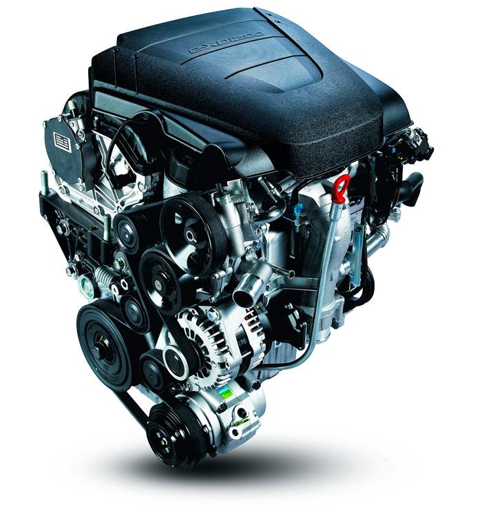 El motor D20-T es totalmente nuevo, y con un tremendo par motor a medio régimen, si bien no resulta especialmente poderoso a muy bajas vueltas.