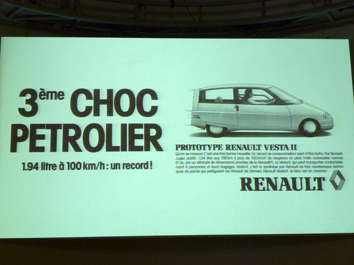 Renault Eolab. Precedentes