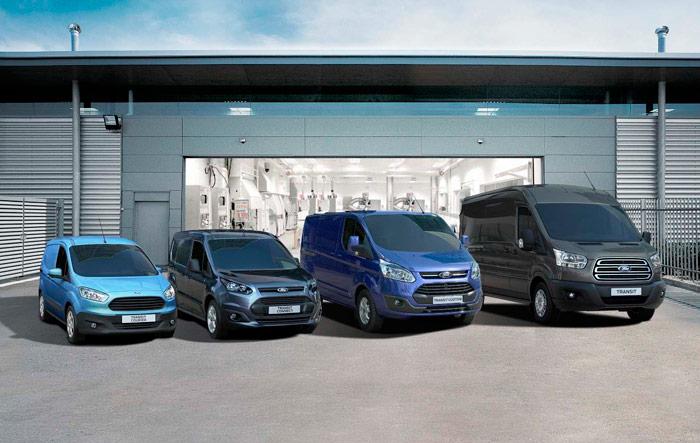 Prueba de consumo (173): Los Ford Tourneo: Connect y Courier