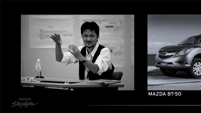 Mazda2. Diseño. Design. Ryo Yanagisawa