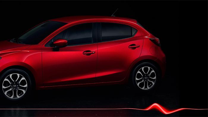 Mazda2. Diseño. Design.