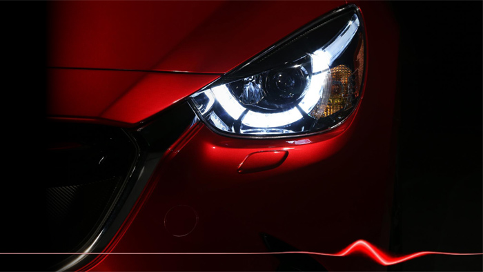 Mazda2. Diseño. Design. Eye.