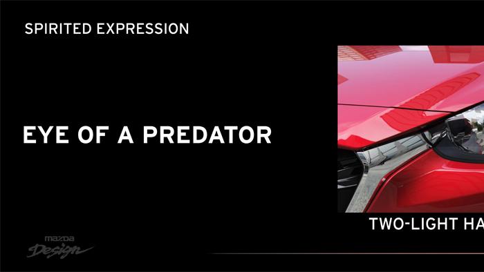 Mazda2. Diseño. Design. Lamps