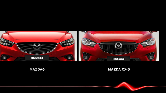 Mazda2. Diseño. Design. Signature Wing.