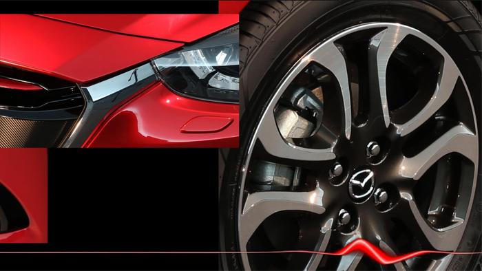 Mazda2. Diseño. Design. Llantas