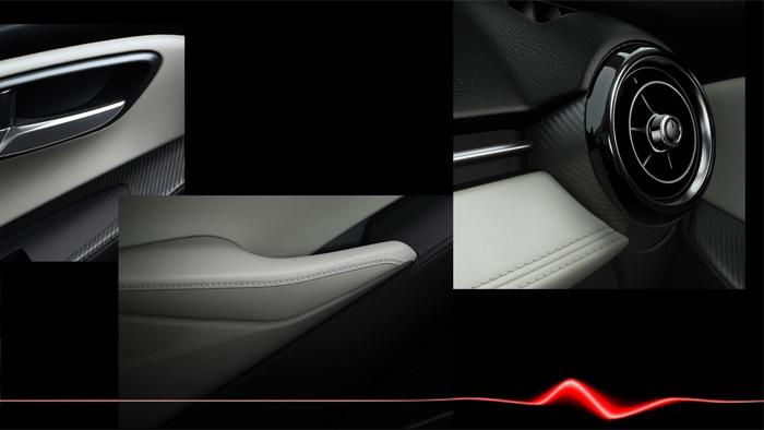 Mazda2. Diseño interior. Detalles