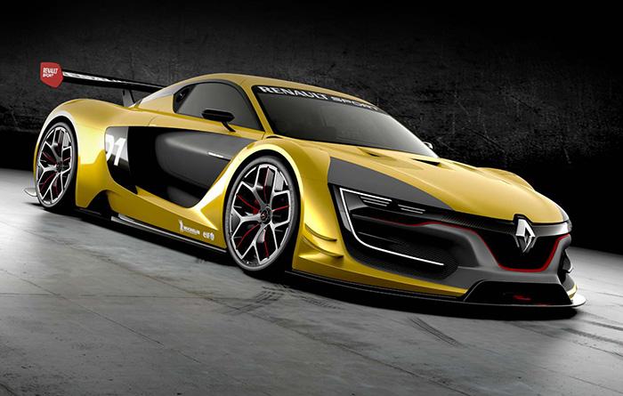 El último, sorprendente y carísimo esfuerzo de Renault para ofrecer otra fórmula de promoción, esta vez en el campo de los Sport-Prototipos: el RS 0.1, un diseño propio con motor derivado del Nissan GT-R, para añadir más espectáculo en las jornadas de fórmulas Renault.