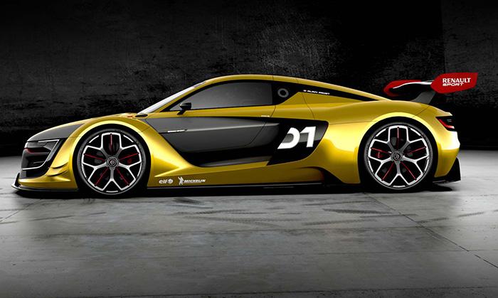 Al ser una competición cerrada entre coches idénticos, se ha buscado para el RS.01 un diseño que, además de aerodinámico, presente una estética impactante y atractiva, cosa que indudablemente se ha conseguido.