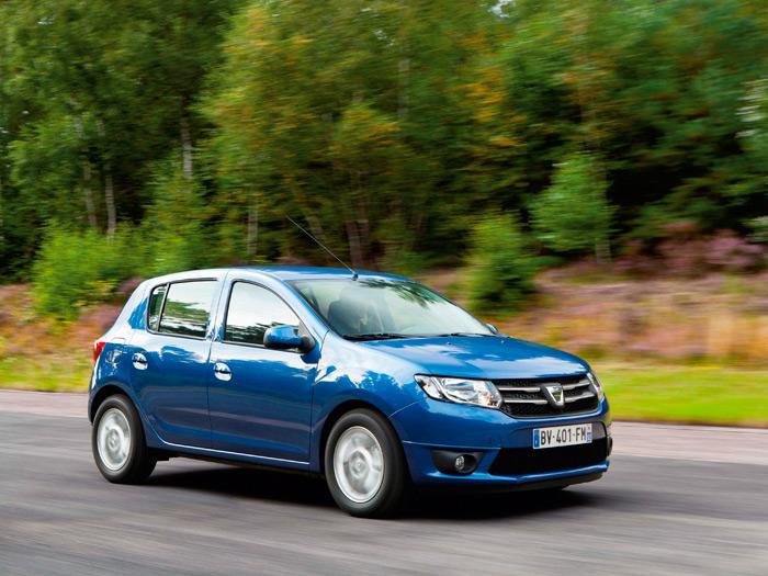Prueba de consumo (176): Dacia Sandero Laureate 1.5-dCi-90 CV