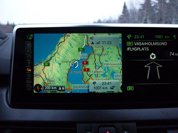 Auroras77. Mapa de Suecia. Somos digitales