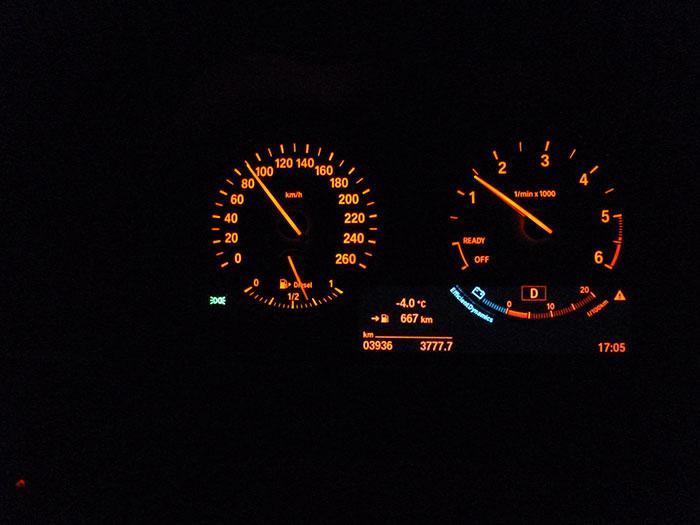 Auroras77. BMW 220 Active Tourer.  Pasan los kilómetros.