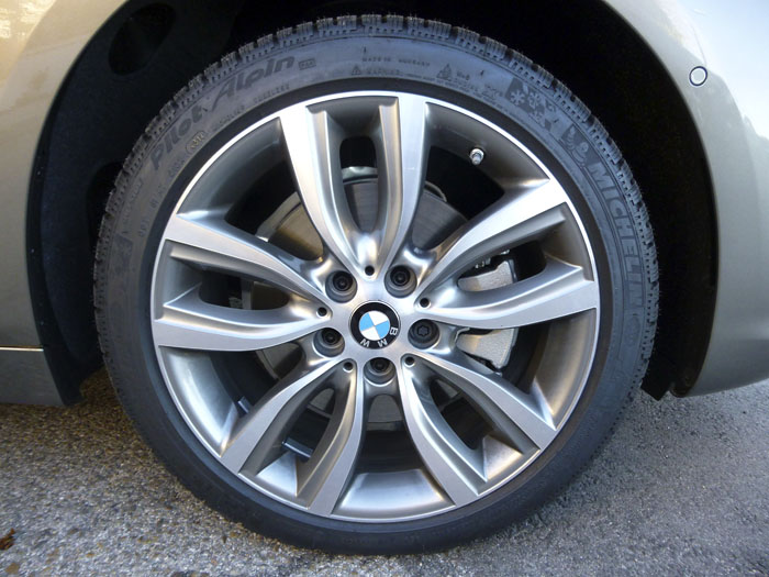 Llanta y neumático - BMW 220d xDrive Active Tourer