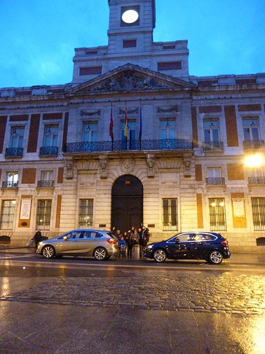 Auroras77. Puerta del Sol. Madrid.