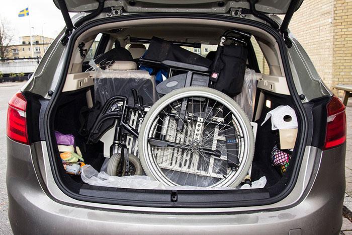 Toda silla de ruedas es una matrioska