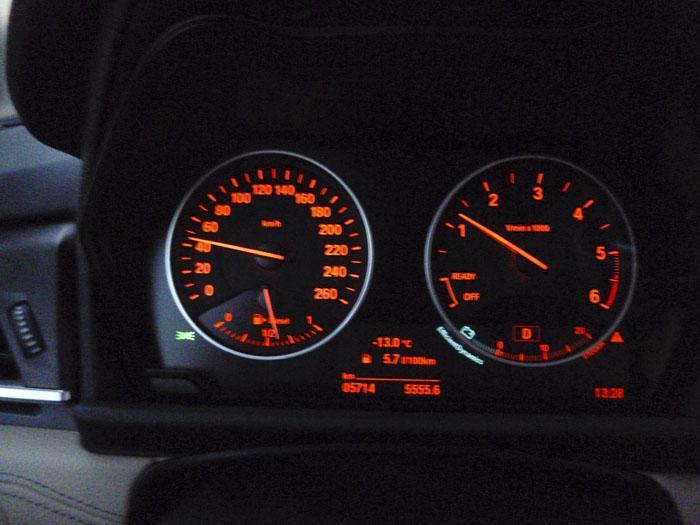 Auroras77. Noruega. BMW Active Tourer.