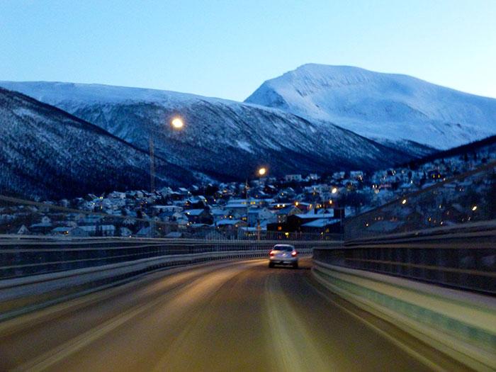 Auroras77. Adiós Tromso.