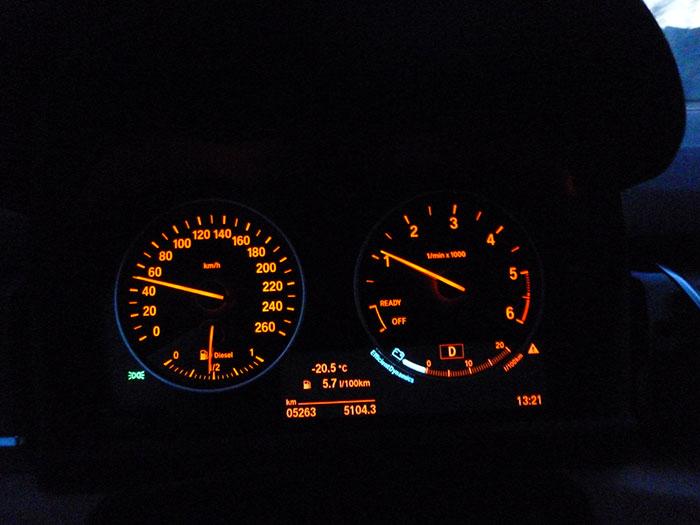 Auroras 77. Noruega. Círculo Polar Ártico. BMW Active Tourer