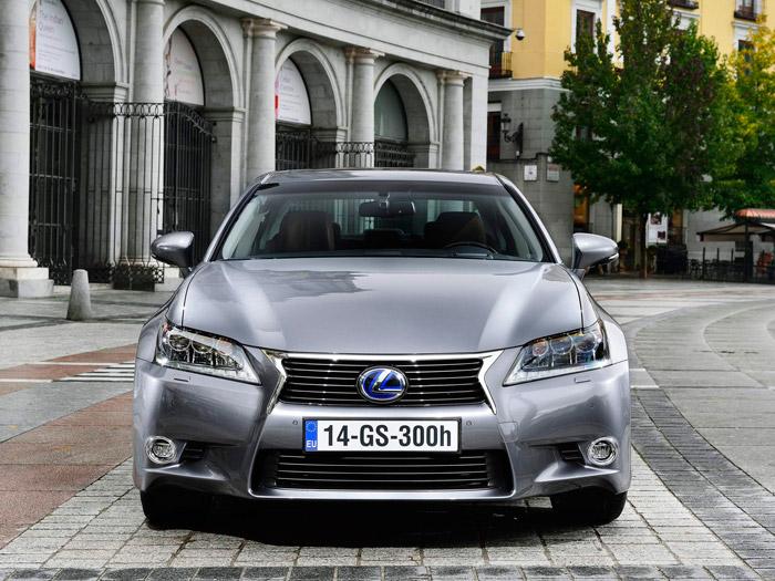 Prueba de consumo (185): Lexus GS-300h 2.5
