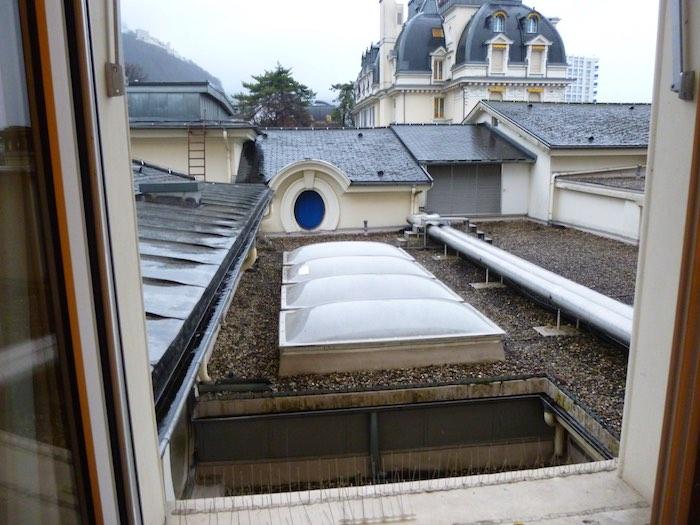 Hotel Fairmont Le Montreux Palace.