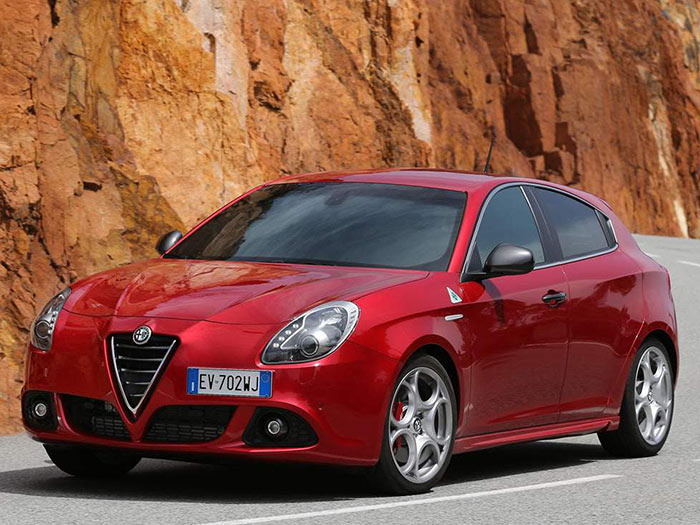 Prueba interesante (46): Alfa-Romeo Giulietta 2.0-JTDm-2 TCT QV-line