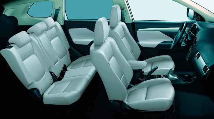 Una indudable ventaja de la carrocería tipo SUV es la amplitud de su habitáculo, especialmente en la cota vertical.