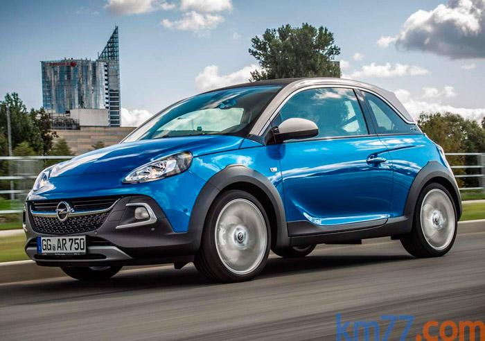 Prueba interesante (49): Opel Adam Rocks 1.0-SIDI Ecotec 115 CV