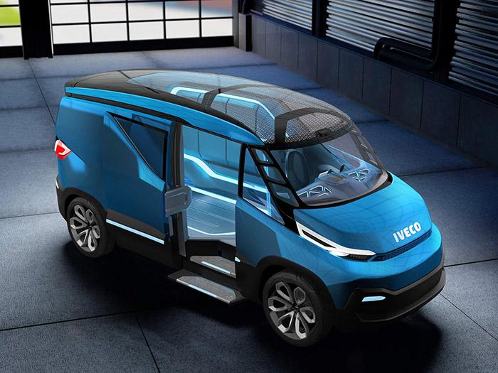 La furgoneta del futuro