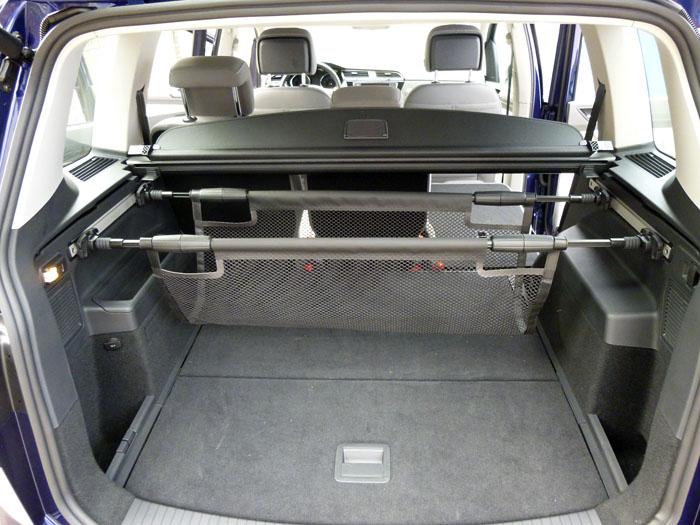 Volkswagen Touran. Bolsa para el maletero.