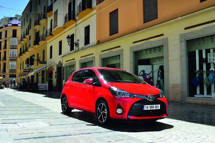 Prueba de consumo (193): Toyota Yaris 90-D (1.4 D-4D)