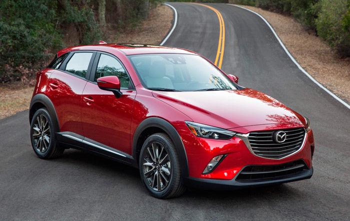 Prueba comparativa (197)- Mazda CX-3: 1.5D / 2.0G 120 CV / 2.0G 150 CV 4WD automático