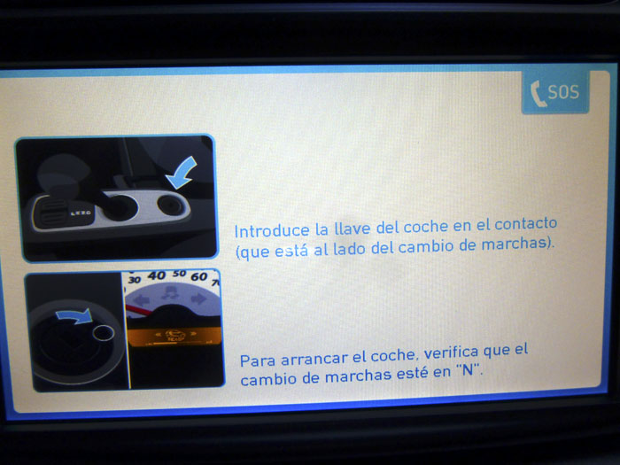 Car2go instrucciones