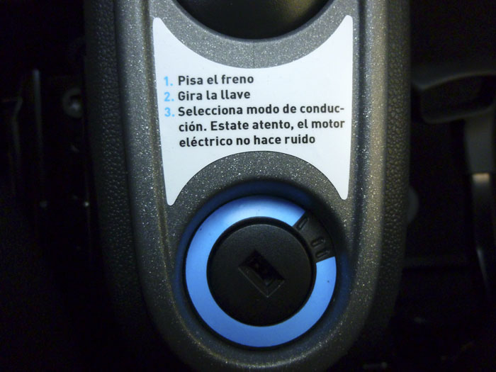 Car2go arranque
