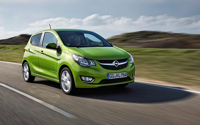Opel ha conseguido fijar un diseño corporativo de frontal que abarca desde los turismos hasta los comerciales, pasando por los MPV y SUV.
