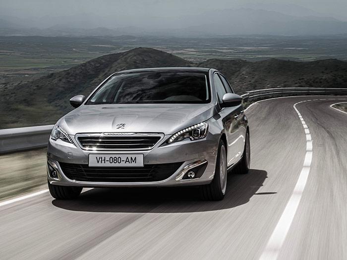 Prueba interesante (56): Peugeot 308 1.6-BlueHDi 120 CV Allure