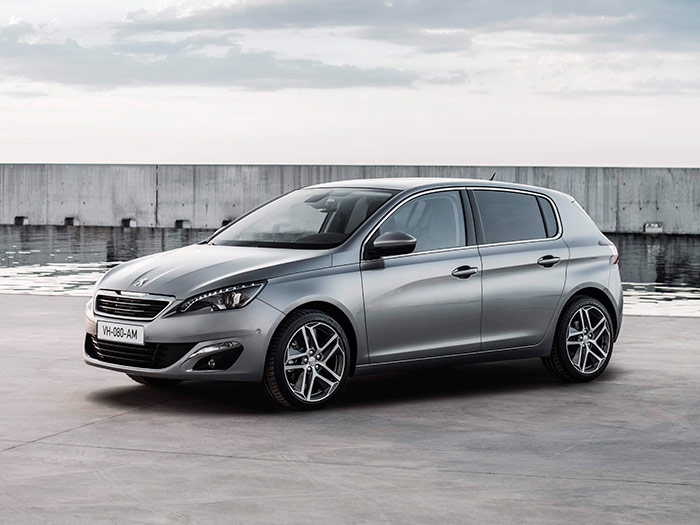 Peugeot 308 1.6-BlueHDi 120 CV Allure