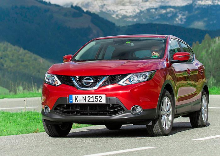 Prueba de consumo (209): Nissan Qashqai 1.6-DIG-T 2WD 163 CV