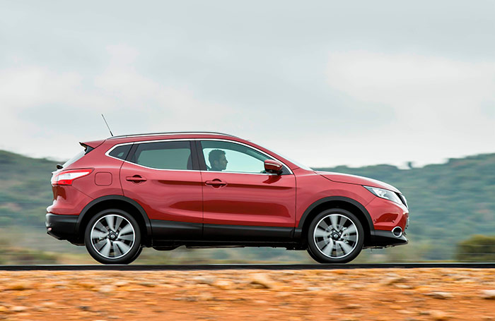 La gran mayoría de los SUV ha acabado por incorporar un diseño que ya se puede considerar como standard para este nicho de vehículos.