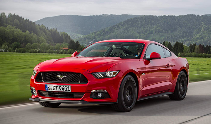 Prueba interesante (58): Ford Mustang GT Fastback 5.0 V8